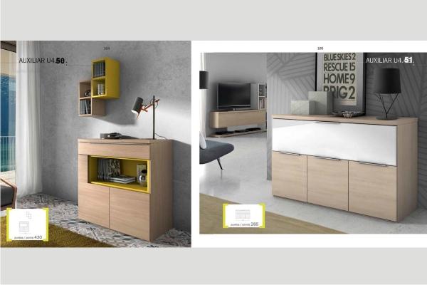 Muebles de salon modernos madrid tienda liquidacion for Salones diseno italiano