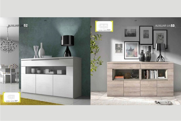 Muebles de salon modernos madrid tienda liquidacion for Salones modernos madrid