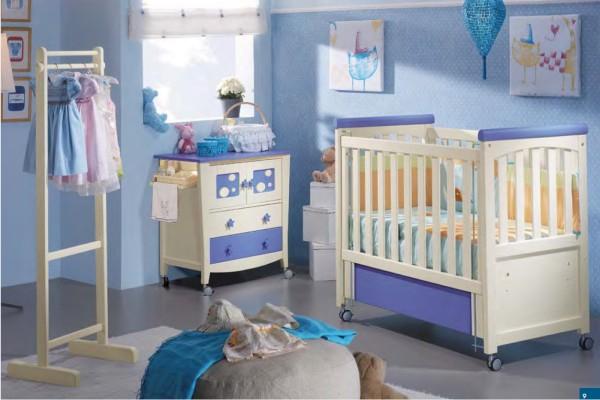 Cunas cunas de bebe madrid tiendas muebles dormitorio - Habitacion infantil barata ...