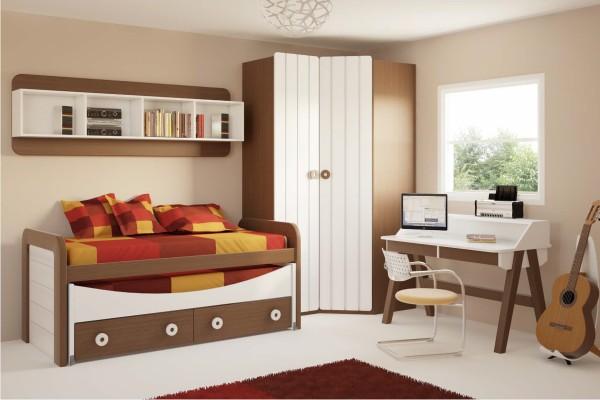 Dormitorios juveniles madrid tiendas de dormitorios for Compactos juveniles baratos