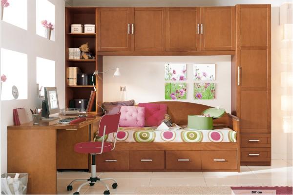 Dormitorios juveniles modernos decoraci n dormitorios - Dormitorios modernos baratos ...