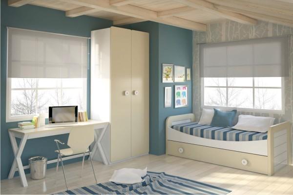 Dormitorios juveniles modernos. decoración dormitorios juveniles ...