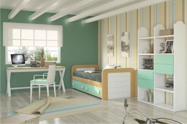 dormitorios juveniles modernos decoraci n dormitorios