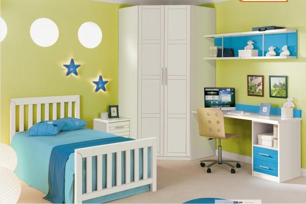 Dormitorios juveniles modernos decoraci n dormitorios juveniles modernos madrid habitaciones - Diseno dormitorio juvenil ...