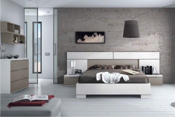 Dormitorios matrimonio madrid tiendas liquidaciones for Habitaciones matrimonio modernas baratas