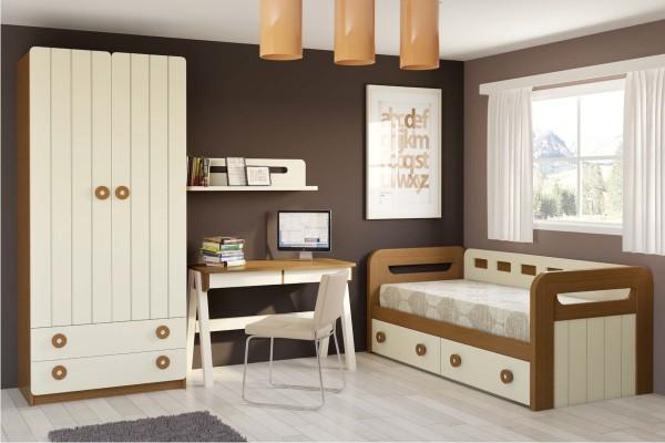Decoraci n dormitorios juveniles madrid tiendas de for Ofertas de muebles juveniles