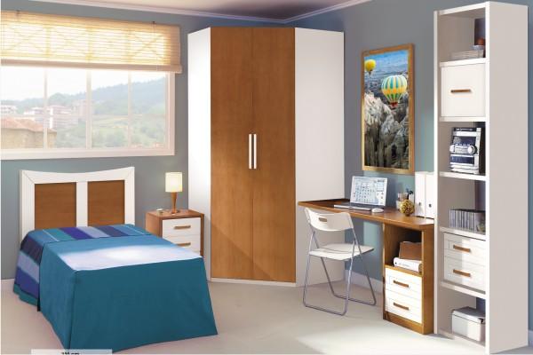 Dormitorios juveniles madrid tiendas de dormitorios for Dormitorios juveniles compactos modernos