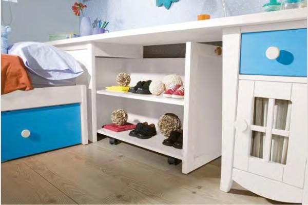 Dormitorio Infantil Madrid, Tienda Muebles Infantiles Mobiliario
