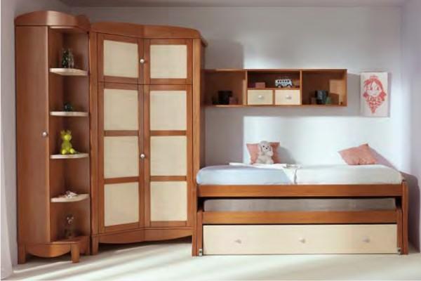 Dormitorios infantiles madrid tiendas de muebles - Muebles para dormitorios de ninos ...