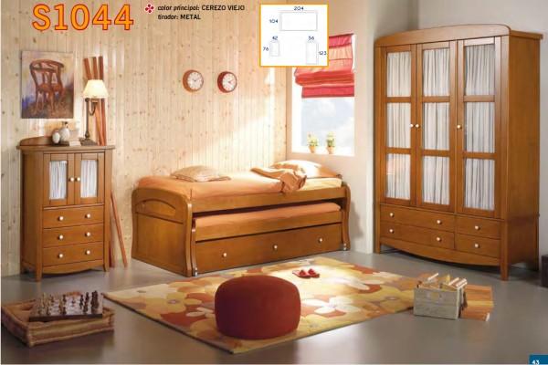 Dormitorio Infantil Madrid, Tienda Muebles Infantiles Mobiliario Barato, Mode...