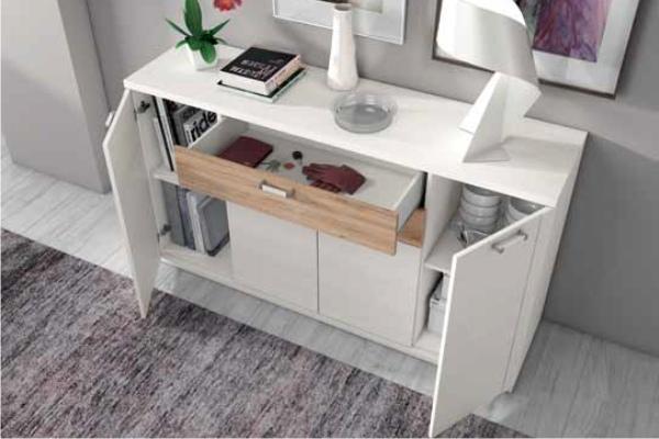 Mueble Modular Pequeño Tv para Salon Carabanchel Exposicion Salones