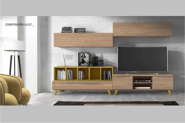 Muebles por modulos de salon en madrid liquidacion - Muebles por modulos ...