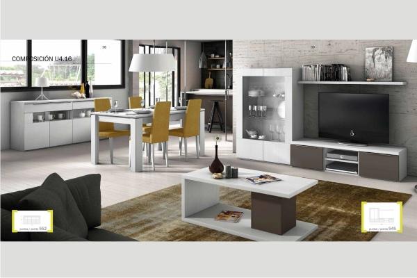 Muebles modulares salon liquidacion tienda mueble for Liquidacion muebles online
