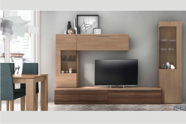 Muebles comedor modulares 20170819064709 - Muebles salon modulares ...