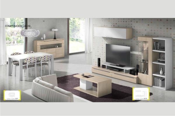 Muebles por modulos salon cocina ideas - Muebles por modulos ...