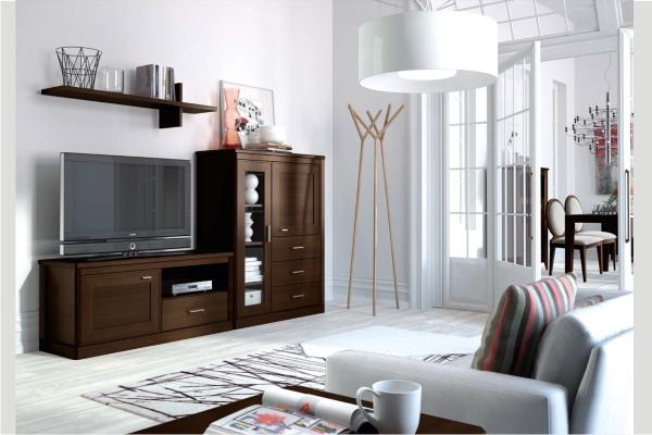 Muebles salones coloniales madrid tienda liquidacion for Salones modernos madrid