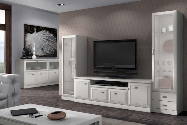 Salones clasicos modernos dise os arquitect nicos for Salones clasicos modernos
