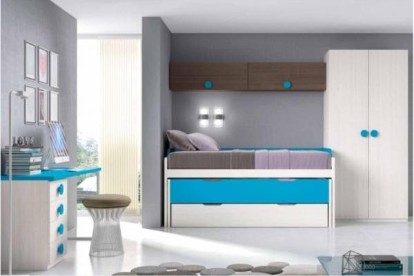 Armarios dormitorio juvenil tienda liquidacion ofertas for Armarios juveniles baratos online