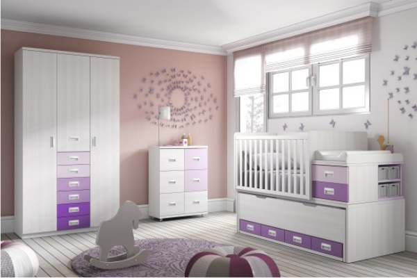 Habitaciones infantiles madrid dormitorios infantiles for Habitaciones matrimonio modernas baratas