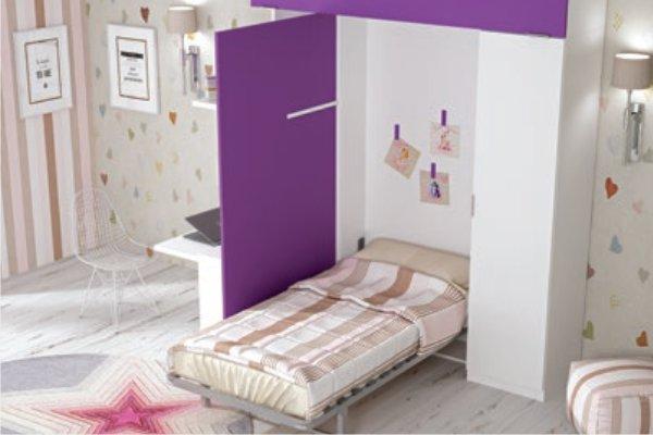 Camas abatibles verticales madrid tienda camas juveniles for Camas baratas madrid