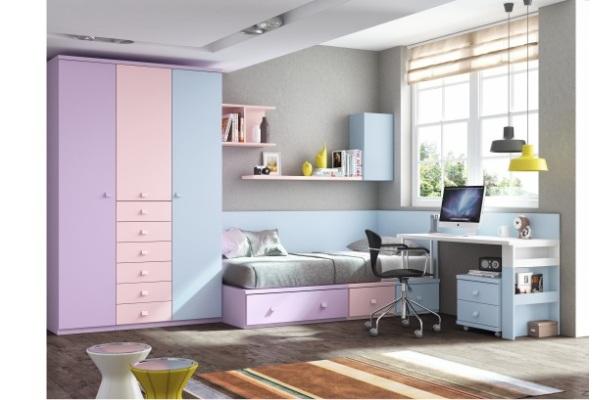 camas dormitorio juvenil tienda liquidacion ofertas