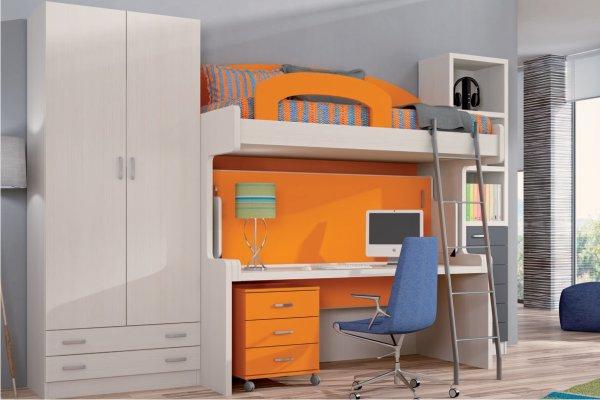 Literas dormitorio tienda liquidacion ofertas literas for Camas ninos baratas