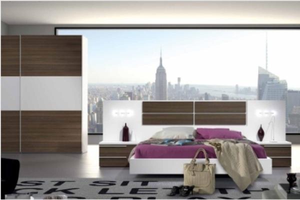 Dormitorio matrimonio tiendas liquidaciones oferta - Muebles dormitorio madrid ...
