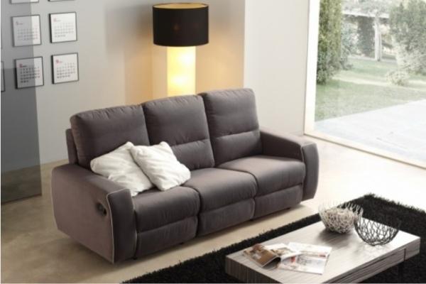 Sofas tela piel polipiel antimanchas madrid tienda for Comprar sofas baratos madrid
