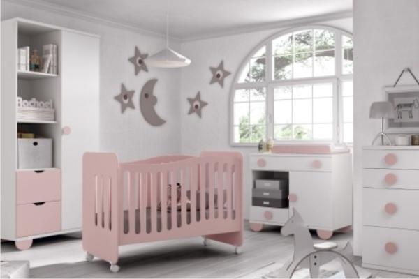 Tiendas muebles bebe modelos cunas convertibles las - Habitaciones ninos originales ...