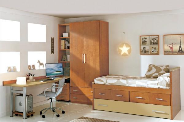 Dormitorio Juvenil Muebles Rey. Dormitorio With Dormitorio Juvenil ...