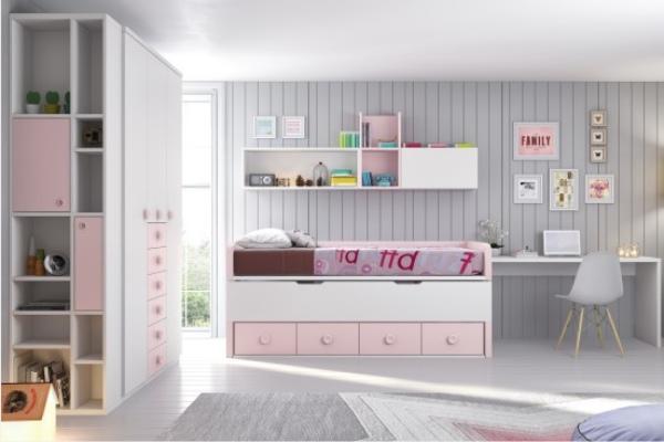 Muebles dormitorio escritorio juvenil tienda liquidacion for Armarios juveniles baratos