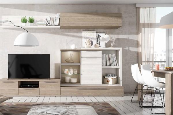Muebles salon tienda liquidacion ofertas mueble salon for Armarios modulares baratos