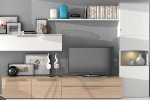Muebles modulares de salon en madrid liquidacion tienda for Muebles salon modulares