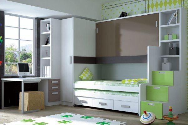 Ofertas muebles dormitorio ninos 20170726172016 for Muebles dormitorio ninos