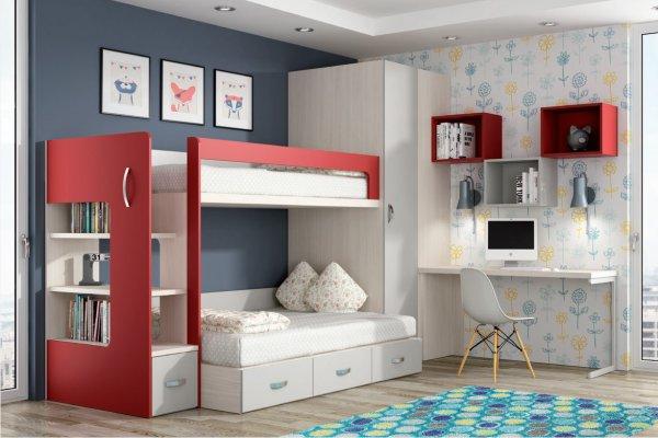 literas dormitorio tienda liquidacion ofertas literas On liquidacion muebles juveniles madrid