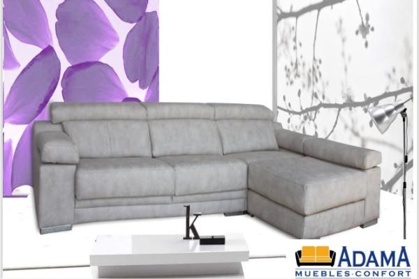 1 elegant sofa chaise longue segunda mano madrid sofas - Sofas de segunda mano en tarragona ...