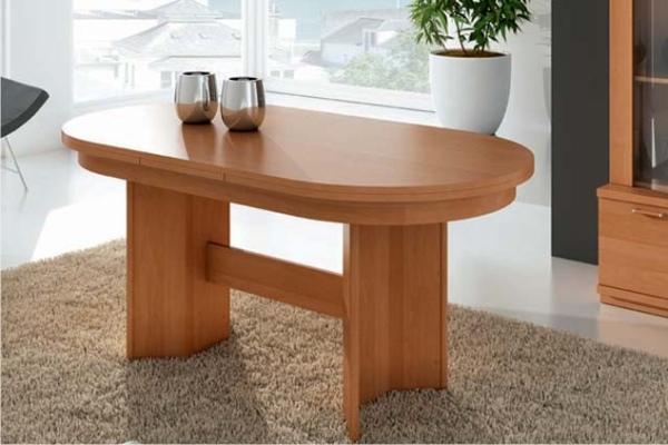 Tienda de mesas en madrid de comedor cocina mesa de - Mesa circular extensible ...