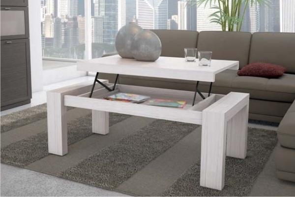 Tienda de mesas en madrid de comedor cocina mesa de - Mesas salon elevables ...