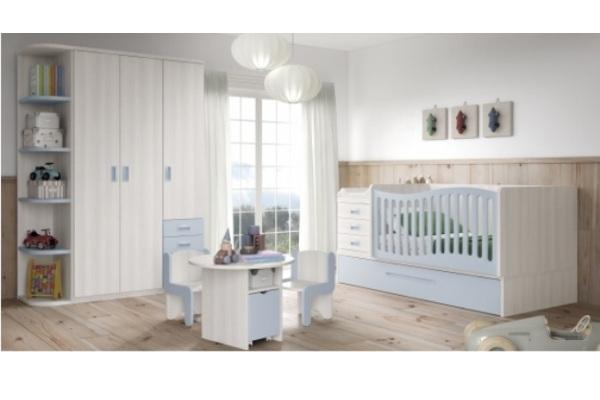 Habitaciones infantiles madrid dormitorios infantiles for Muebles ninos madrid