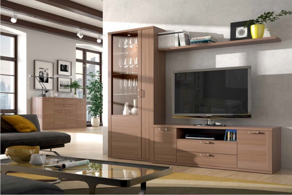 Tiendas Muebles Modulares Salon Baratos ~ Idee per Interni e Mobili