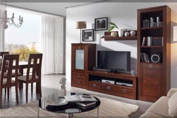 Tiendas muebles modulares salon baratos idee per interni for Muebles modulares salon baratos