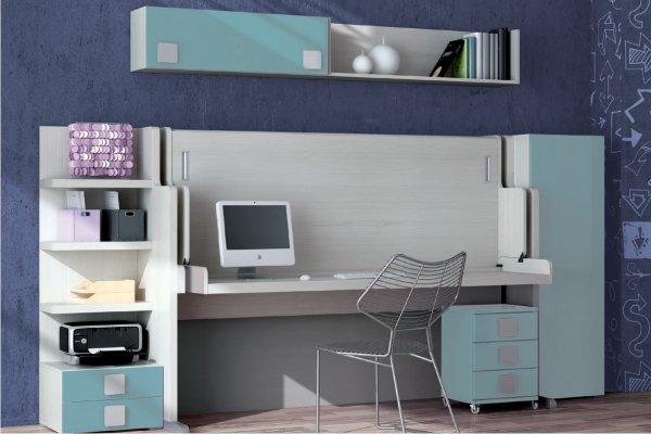 Muebles Dormitorio Juvenil Tienda, Exposición Muebles escritorio en