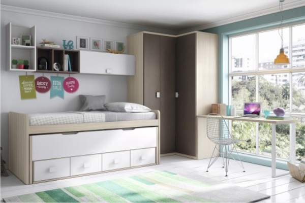 Juveniles en madrid awesome decoracion hogarena - Dormitorios juveniles de segunda mano en madrid ...
