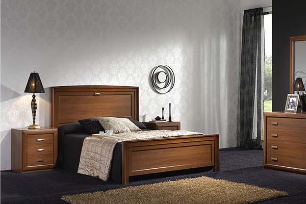 Muebles dormitorio matrimonio tienda liquidacion for Dormitorio matrimonio cama canape