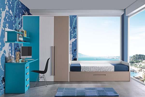 Cama nido muebles dormitorio juvenil ni os tienda for Cama nido oferta madrid