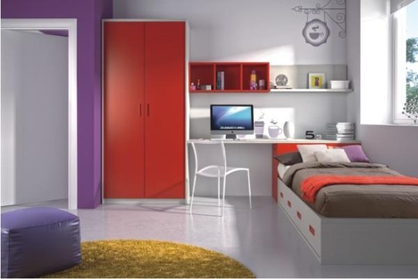 Cama nido muebles dormitorio juvenil ni os tienda for Muebles ninos madrid