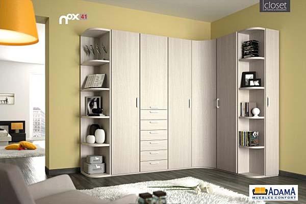 Armarios dormitorio tienda liquidacion ofertas armario for Ofertas armarios