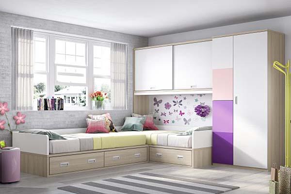 ... Juveniles Baratos, Economicos. Dormitorios Muebles Juveniles Madrid