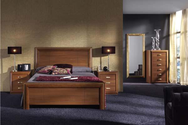 Creativo simples sala for Muebles dormitorio matrimonio