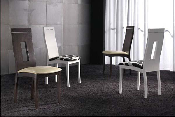 Tienda de sillas madrid silla de mesa visita trabajo Sillas de cocina con reposabrazos